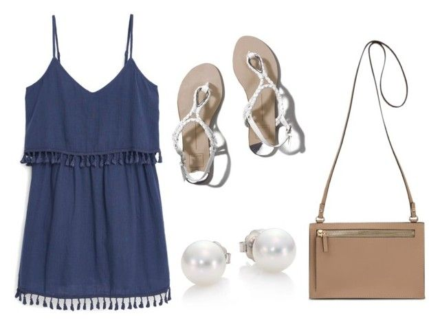 """""""date night:)"""" by lilkfo on Polyvore featuring MANGO, Abercrombie & Fitch and Mikimoto"""