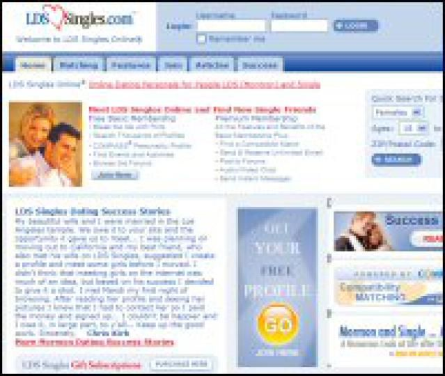profile generator for online dating