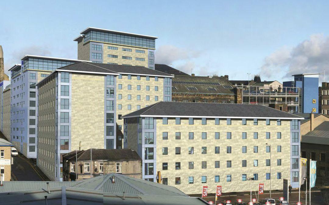 'The City Park' plans for new student halls of residence between Thornton & Sunbridge Roads