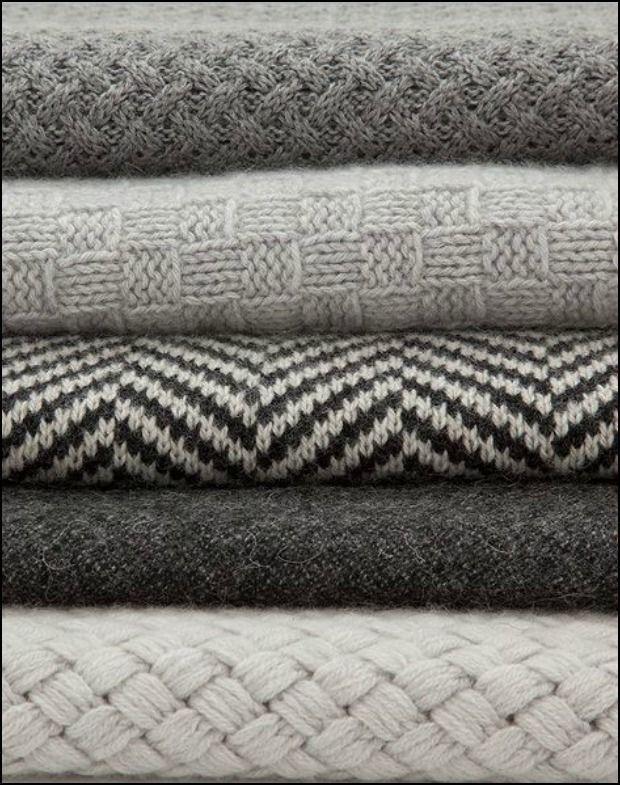 Cansado de tejer suéteres y | mantas | Pinterest | Deckchen und Stricken