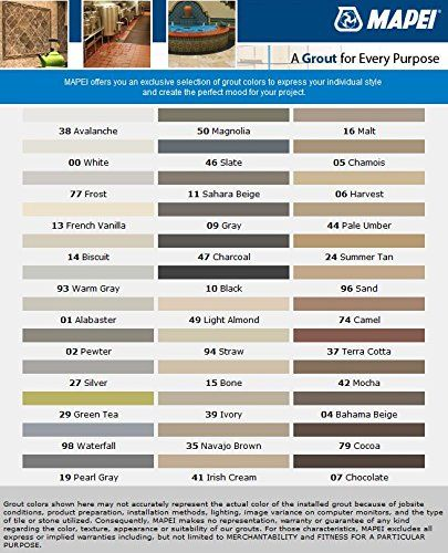 Consider Frost Or Warm Gray Lowes Grout Colors Kitchen Remodel