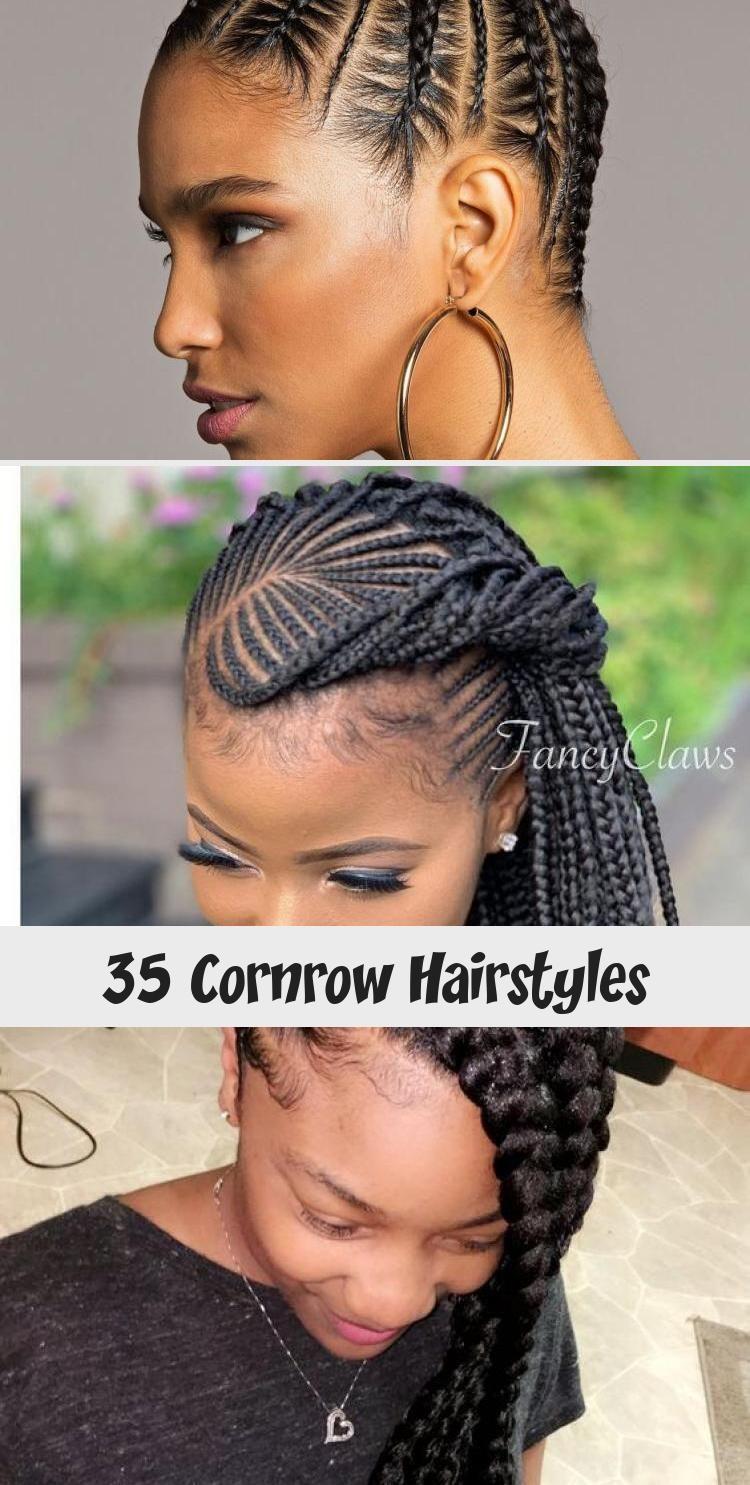Cornrow Hairstyle Ideas