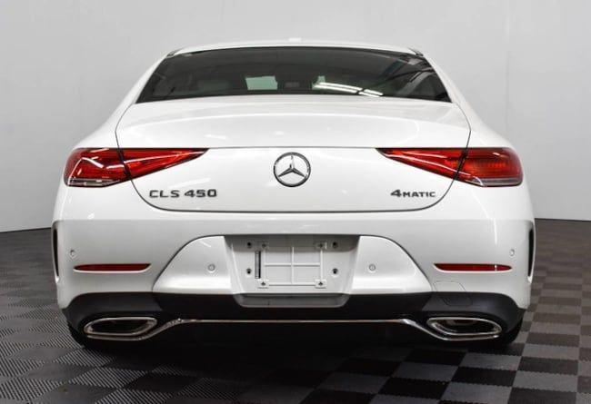 2019 MercedesBenz CLS 450 4MATIC Coupe Mercedes benz