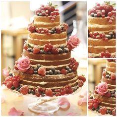 victoria sponge wedding cake - Hledat Googlem