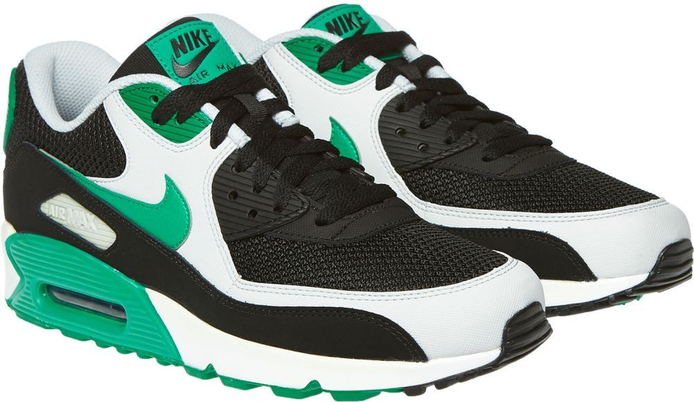 online retailer 40720 cb1a8 نايك حذاء التدريب اسود واخضر - رجال   الامارات   سوق Air Max 90, Nike