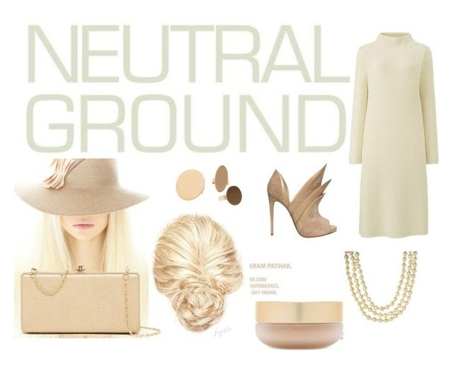 """""""best"""" by ines-i-g on Polyvore featuring Uniqlo, Eve Lom, Deux Lux, MANGO, Alejandro Ingelmo and Chanel"""