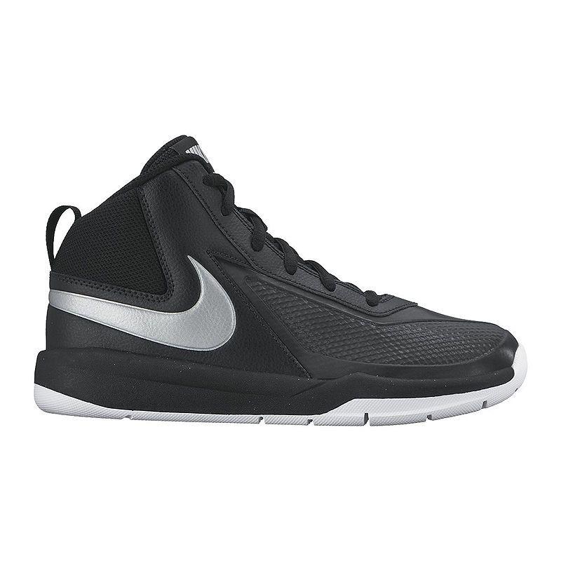 new concept 53500 8054b Nike Team Hustle D7 Boys Basketball Shoes - Little Kids Big Kids