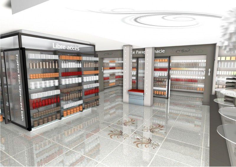Http Www Identysign Com Details Prochainement Agencement Et Architecture Et Design De Pharmacie Dans Le Var Agencement Pharmacie Enseigne Lumineuse Pharmacie