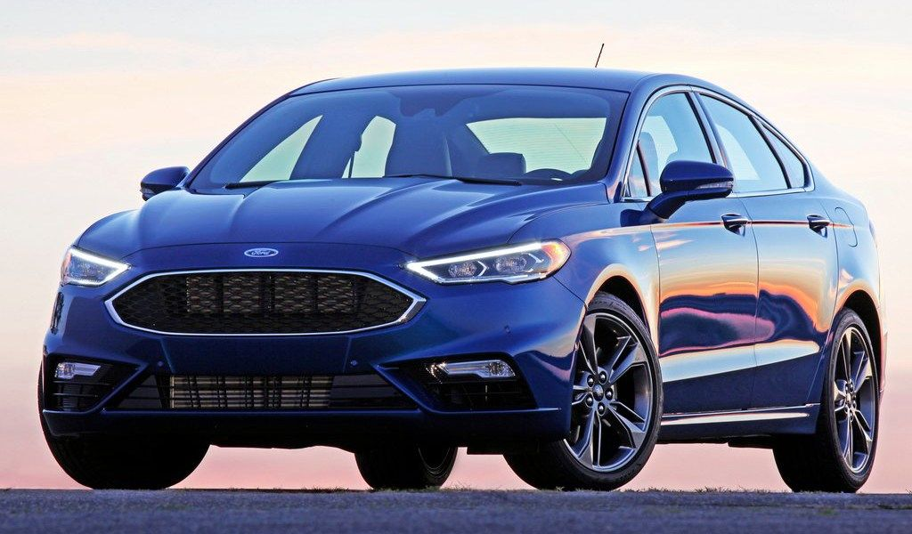 2020 Ford Fusion Concept and Engine Specs Rumor