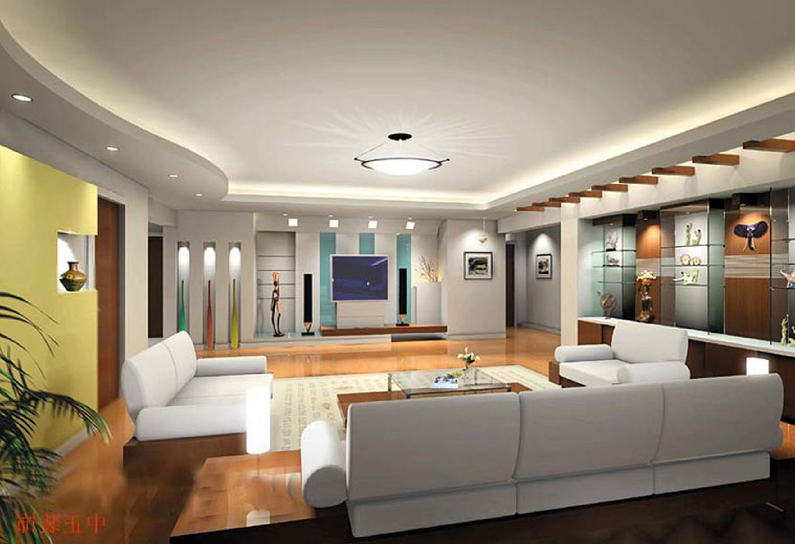 Ceiling Decorations For Living Room Low Ceiling Living Room De