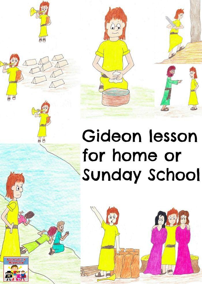 Gideon Bible Craft Ideas