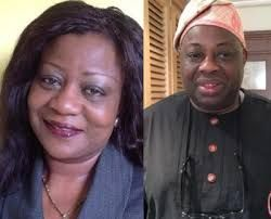 Buhari S P A Lauretta Onochie Blasts Dele Momodu For Crediting Osinbajo Our President Team Meaning Twitter Handles