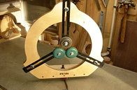 Steady Rest for Wood Lathe