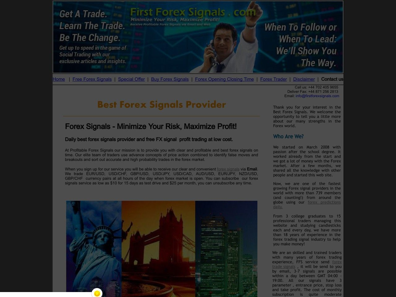 Best Forex Signals Provider Forex Signals Service At Low Cost