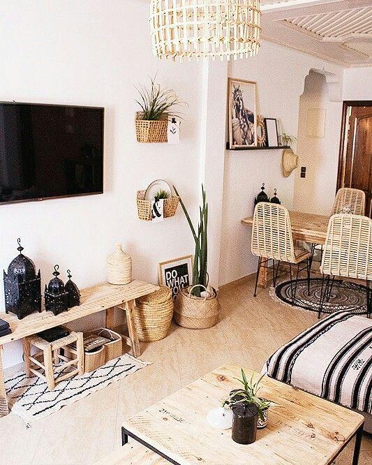 Marokkanisch Einrichten: Mein Boho Wohnzimmer. Laternen Und Weiter Marokkanische