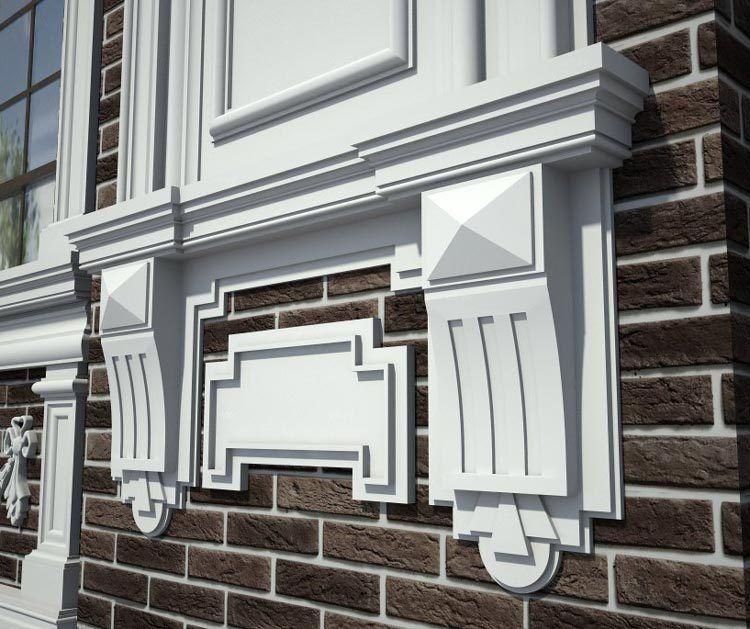 40++ Moulure pour facade exterieure ideas in 2021