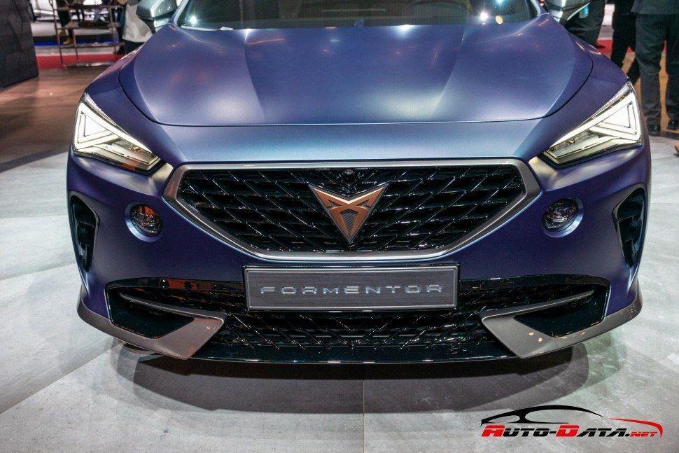 Cupra Formentor Concept Super Cars Dream Cars Geneva Motor Show