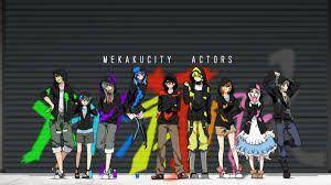 mekaku city actors