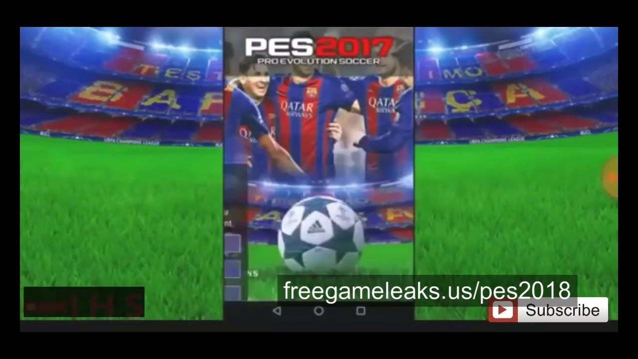 Pes 2018 Hack Android And Ios Pro Evolution Soccer Pc Dvd Rom Premium Edition
