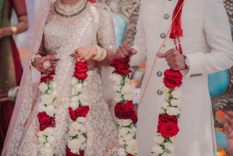 7 Jaimala Options For Indian Weddings Wedding Day Wedding