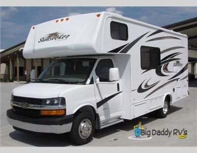 New 2015 Forest River Rv Sunseeker 2300 Chevy Motor Home
