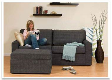 Take Apart Furniture With Changeable Parts And Material Sofa