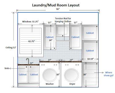 Am Dolce Vita Laundry Mud Room Makeover Taking The Plunge Laundry Room Layouts Laundry Mud Room Laundry Room Flooring