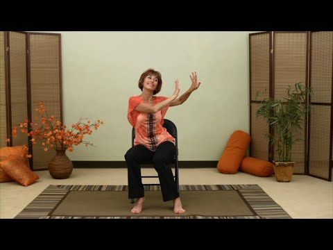 Astounding Chair Yoga Dance Enjoy A Great Way To Exercise Your Hands Ncnpc Chair Design For Home Ncnpcorg