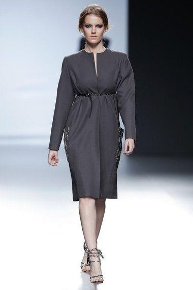 Madrid Fashion Week: Juana Martín Otoño Invierno 2015/16 | TELVA