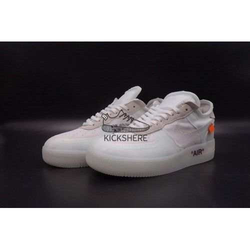 Best Quality UA Replica Nike Air Force 1 Low Off White Virgil Sneaker For  Sale Online, Worldwide Fast Shipping