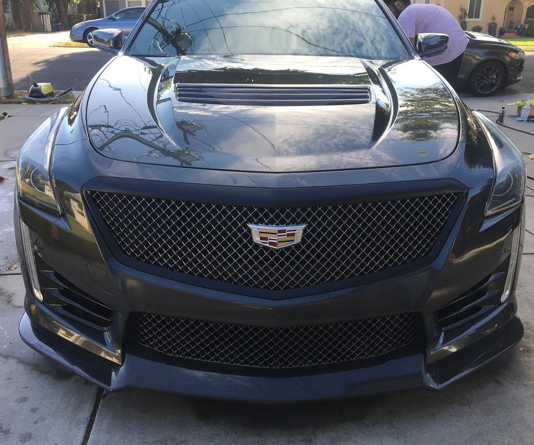 2017 Cadillac Cts V 640 Hp Road And Track Review