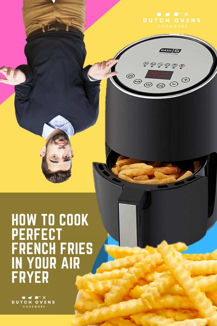 How to Cook Perfect Air Fryer Frozen French Fries Frozen
