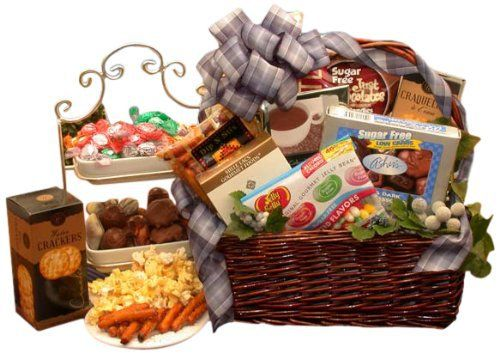 For friends with dietary restrictions thesimply sugar free gift for friends with dietary restrictions thesimply sugar free gift basket is the ultimate thoughtful gift this holiday season a dark stained wicker negle Gallery