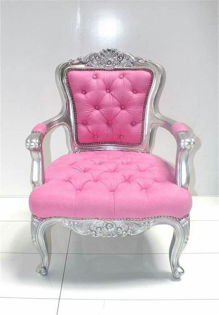 Pin de nails by bianca en salon d cor pinterest muebles sillas y decoraci n de unas - Sillones antiguos restaurados ...