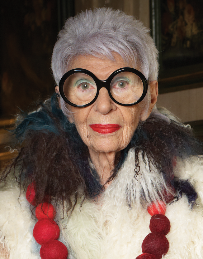 Why Older Women Are the New ItGirls of Fashion Fashion