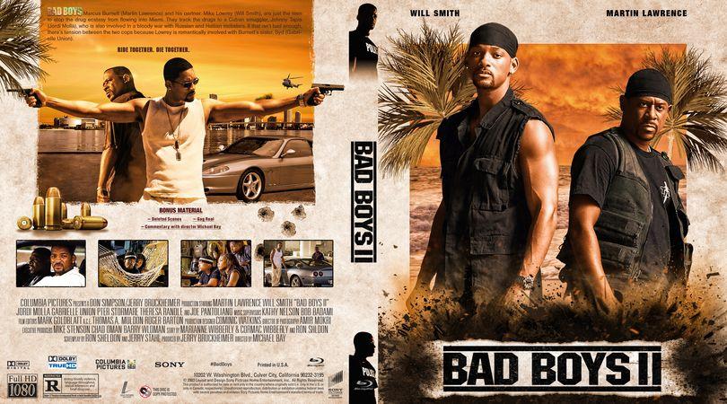 Bad Boys Ii 2003 In 2020 Bad Boys Boys Cover
