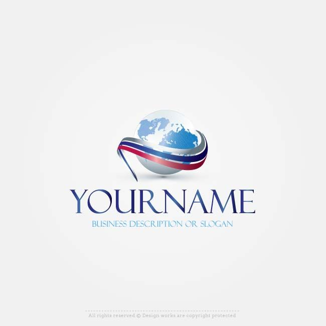 Create Globe Logo Free With Our Online Maker Make Your Own Company This Beautiful Vector Design And Best
