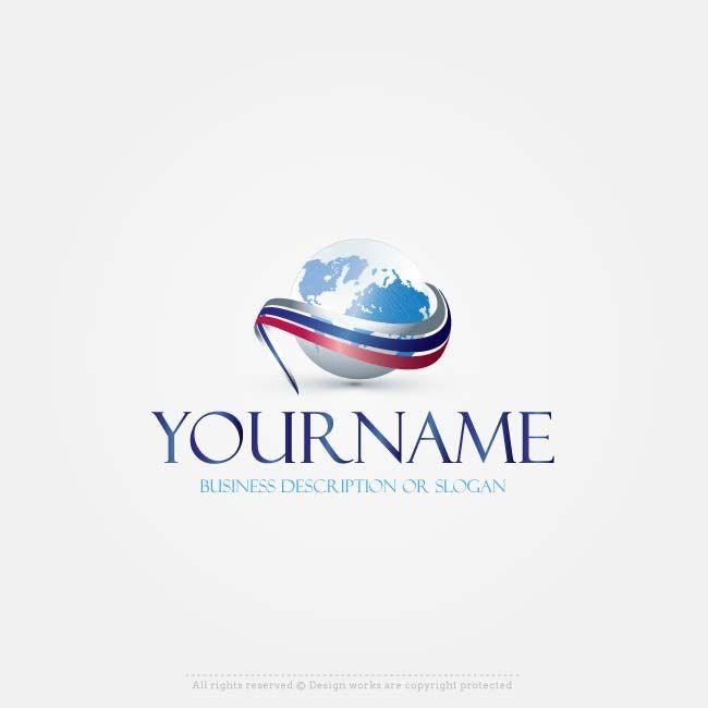 create a logo image free creative 3d globe logo designs business
