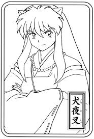 Inuyasha Coloring Page Google Search Naruto Zeichnen Malvorlagen Fur Madchen Zeichnen