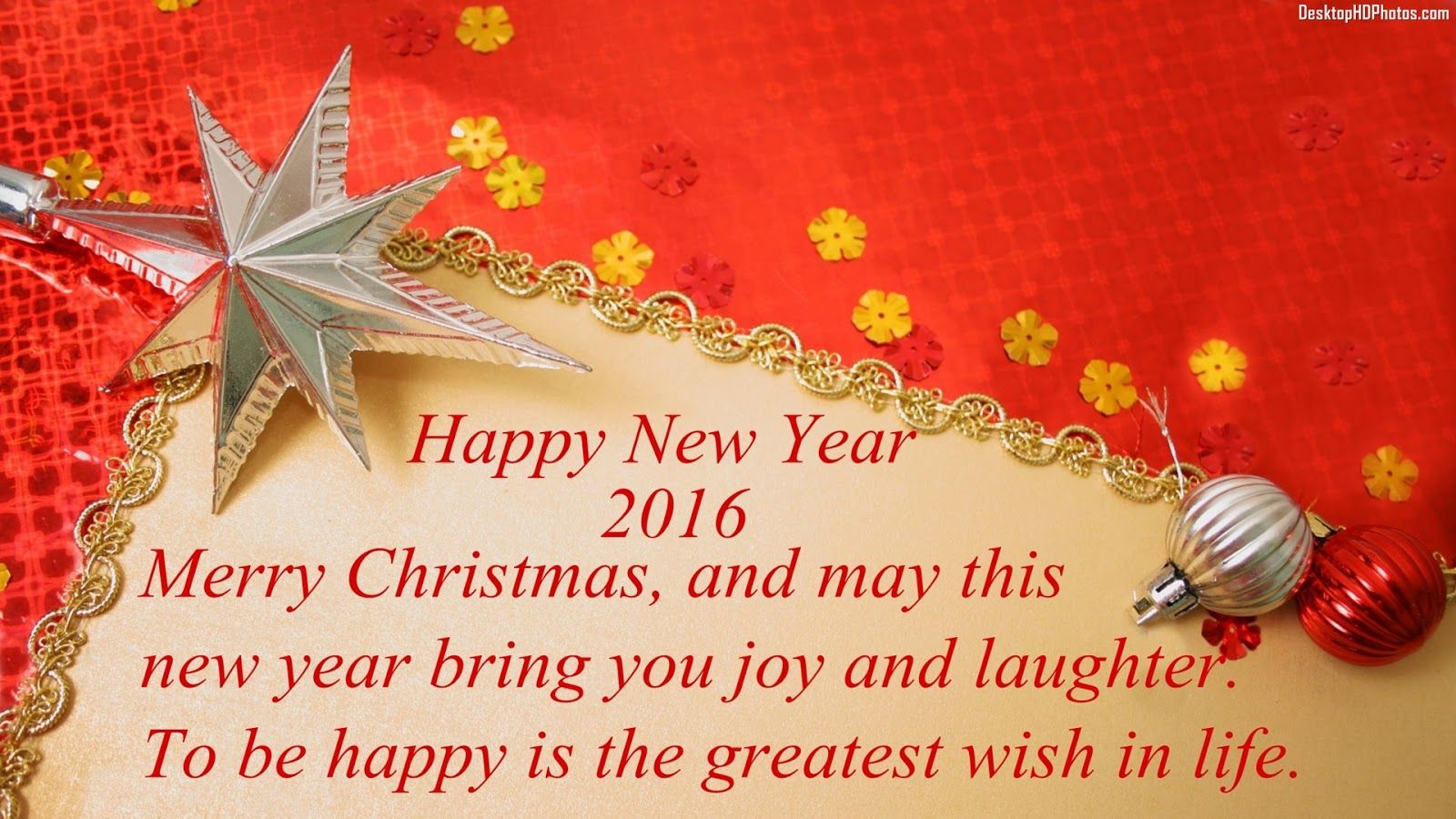 Merry Christmas Wallpapers HD Free Download TechBeasts Happy New Year