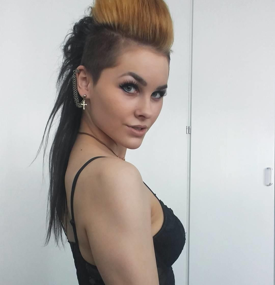 most wonderful mohawk hairstyles of nowadays secrets of
