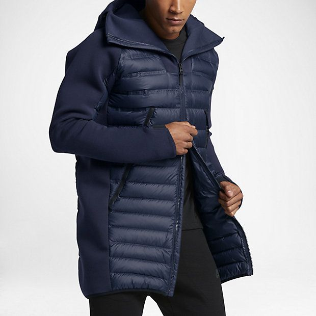 Nike Sportswear Tech Fleece AeroLoft Men's Down Parka | MEN ...