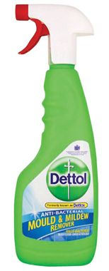 Dettol Anti Bacterial Mould And Mildew Remover Mildew Remover Mold And Mildew Remover Mold Remover