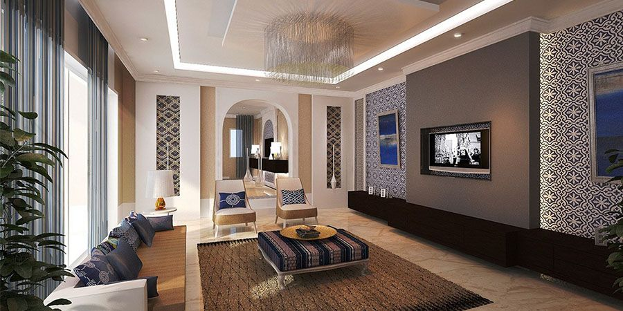 Modern Islamic Interior Design - CAS | Moroccan interiors ...