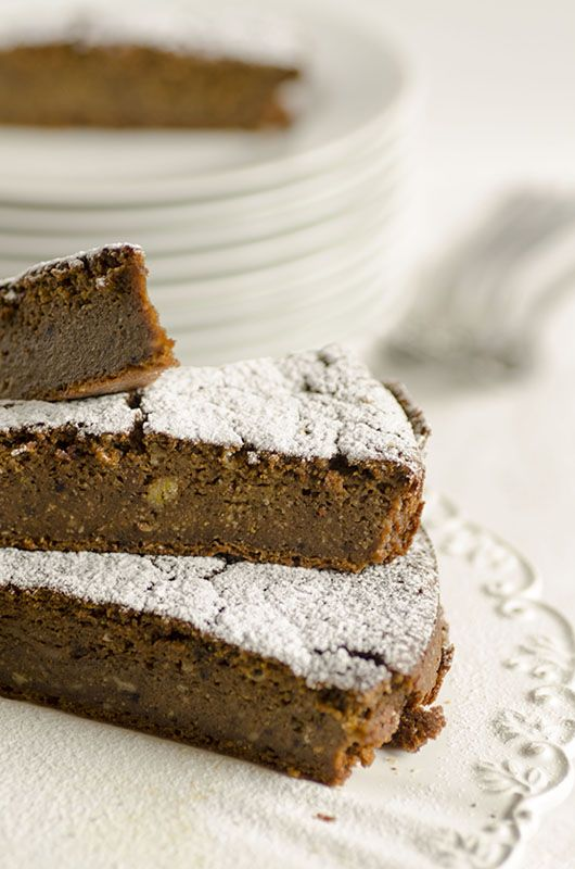 Photo of Torta di zucca e cioccolato