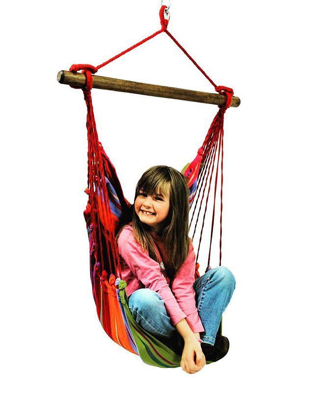 gemütlicher kinderhängesessel von hobea-germany - für die wohnung, Design ideen