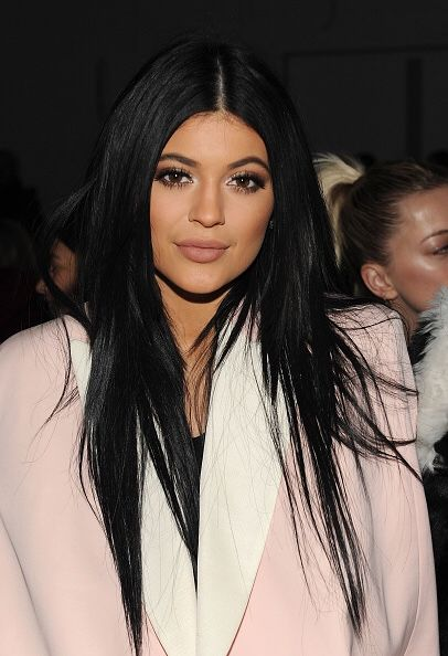February 16th, 2015 - Kylie at the Phillip Lim fashion show in New York City