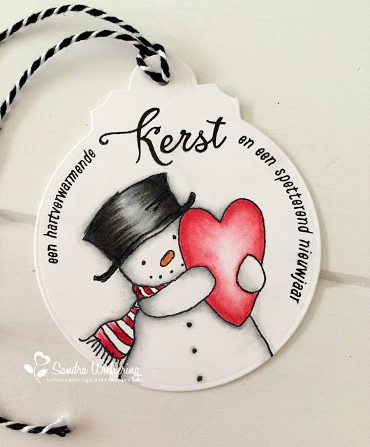 Made by Sandra: een hartverwarmende Kerst
