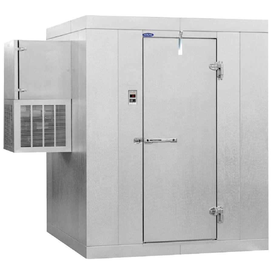 Nor Lake Kodb77810 W Kold Locker 8 X 10 X 7 7 Outdoor Walk In Cooler