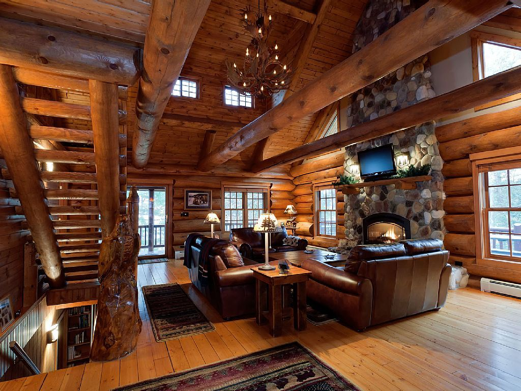 The Conger Collection Inc Island View Lodge Private Al Residence Eagle River Wi Vacation Als